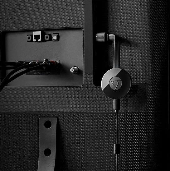Google Chromecast HDMI Input