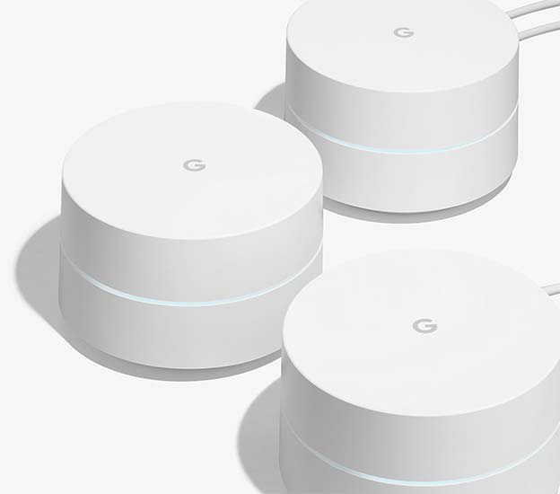 Google WiFi Whole-Home