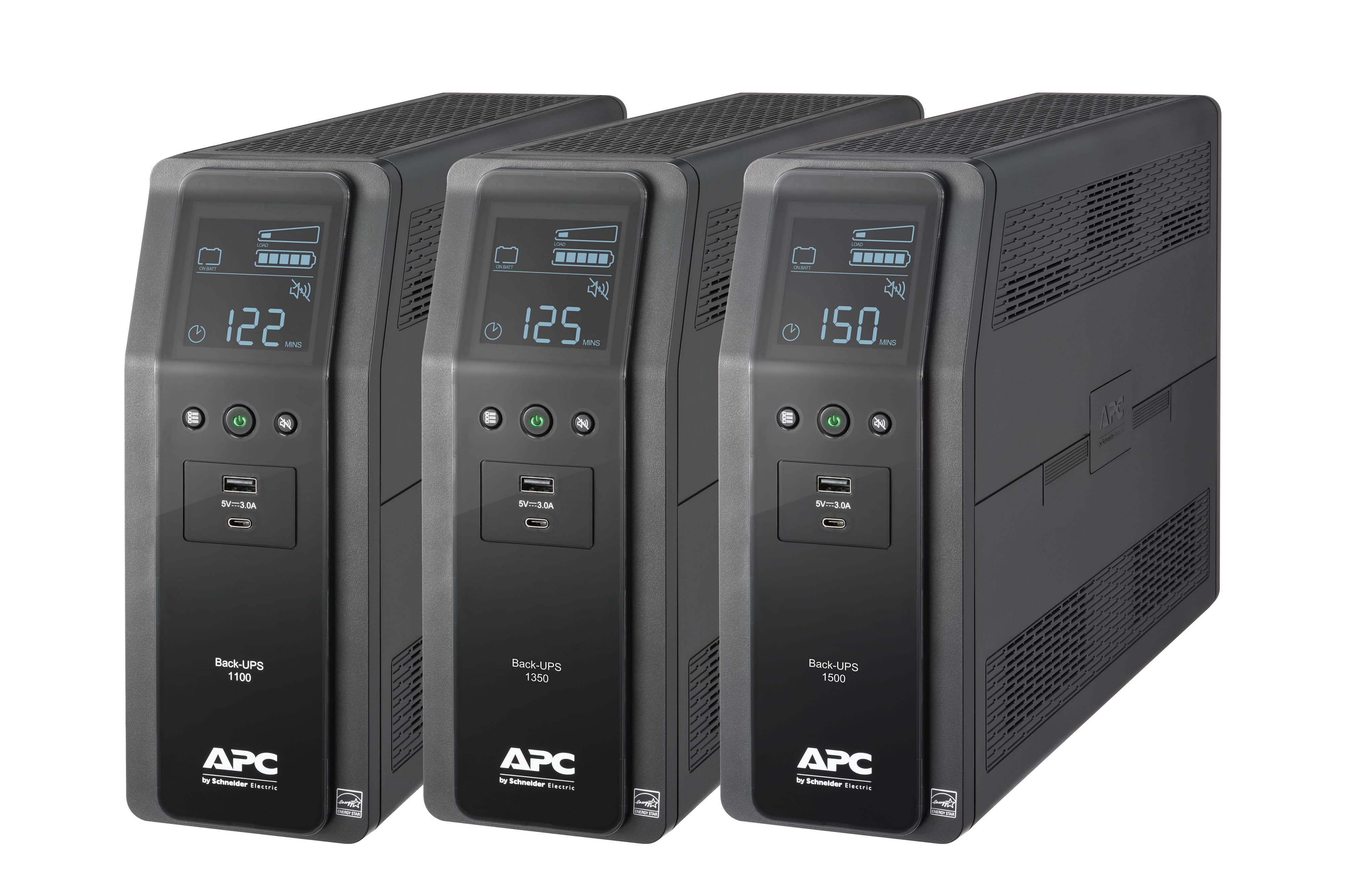APC 2018 Back-UPS Pro