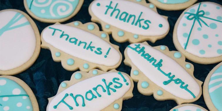 Delicious Appreciation