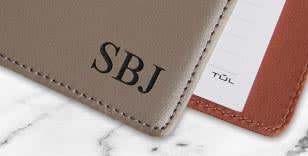 TUL Notebook Personalization