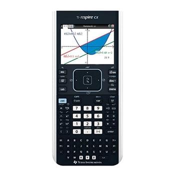 TI-Nspire™ CX Graphing Calculator Item # 840966