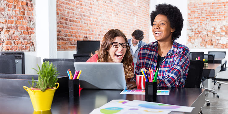 National Best Friend Day: Workplace BFFs Bolster Productivity and Success