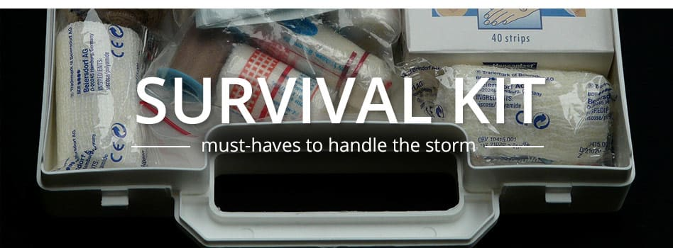 Can You Handle the Storm? Your Survival Kit Checklist