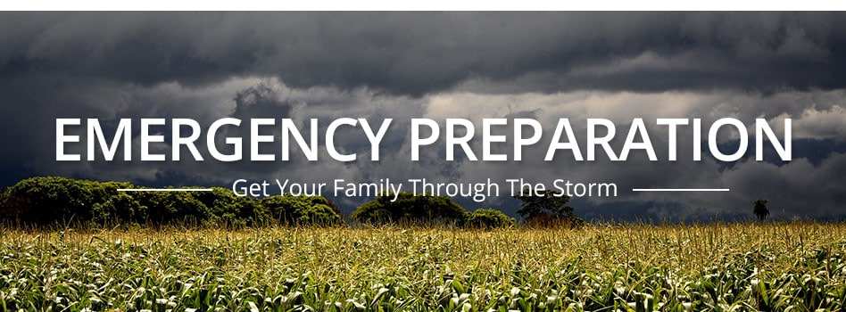 Emergency Preparation Get Your Family Through The Storm