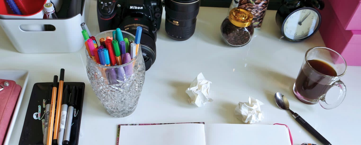 5 Desk Supplies You Shouldn't Go Without