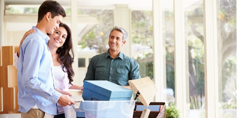 Seven Ways to Make College Dorm Move-in Day Easier