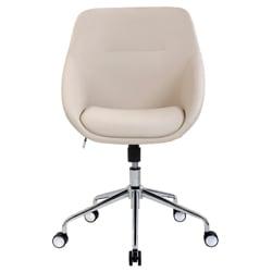 Elle Decor Taissy Mid Back Office Chair