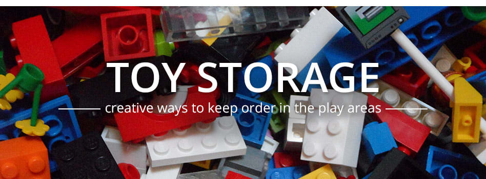 Tidy Toy Storage Ideas for Any Home