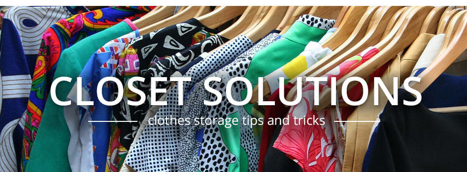 How's It Hanging? Clothes Storage Tips and Tricks