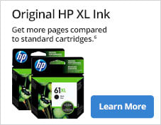 Original HP XL Ink