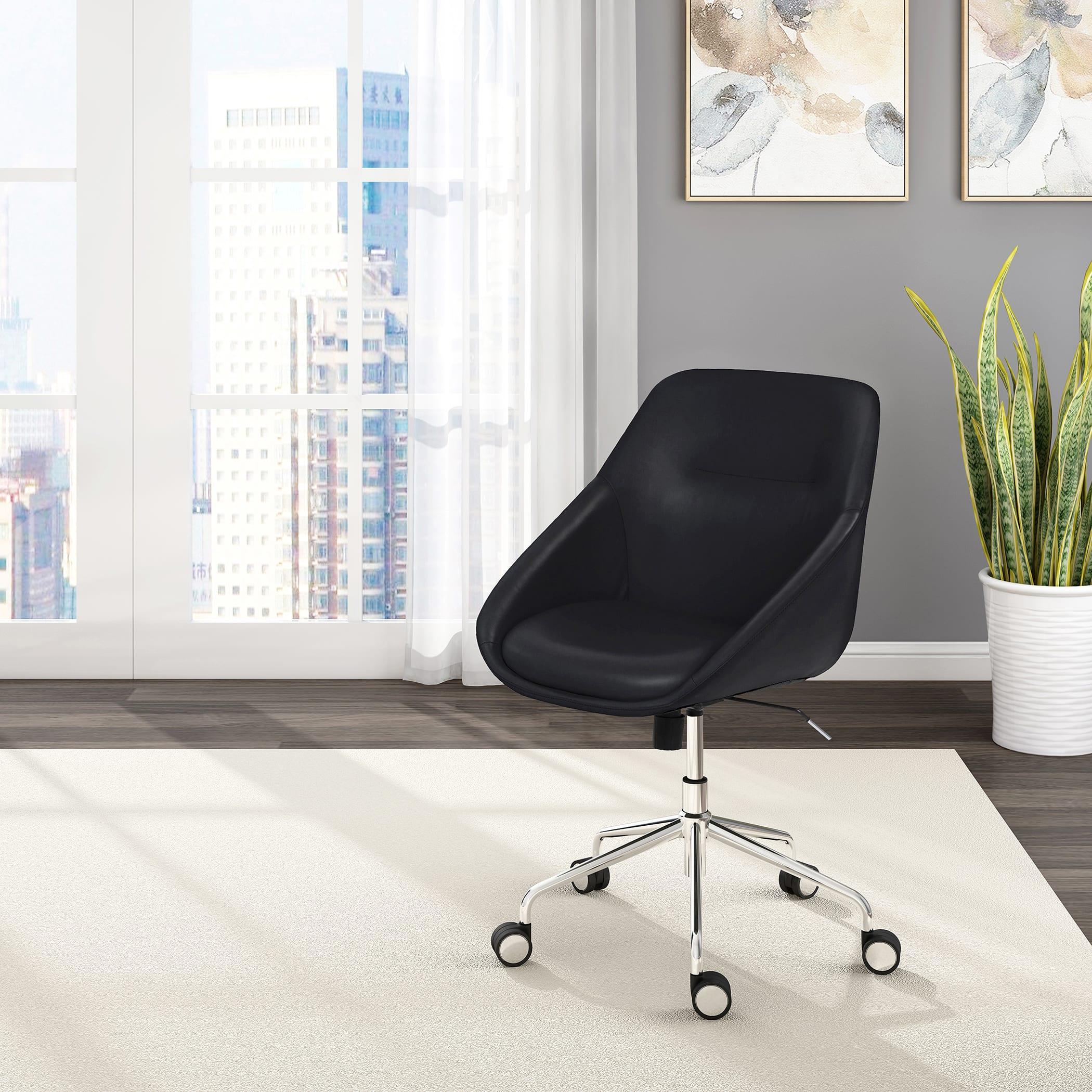 Elle Decor Taissy Mid Back Chair