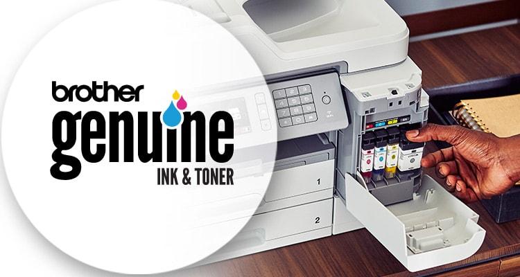 Trust Brother Genuine Ink & Toner