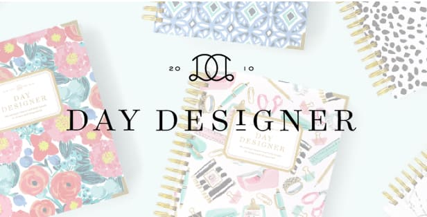 Day-Designer Calendars & Planners