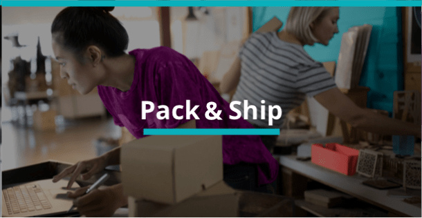Pack & Ship