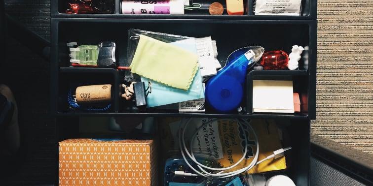 Emergency Desk Kit