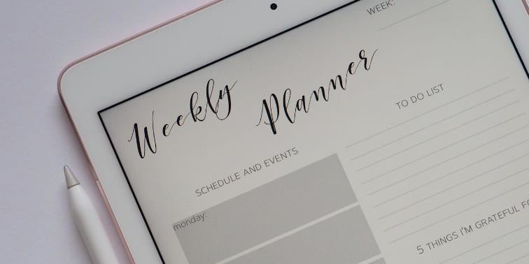 It's January—Time to Get Organized for 2019