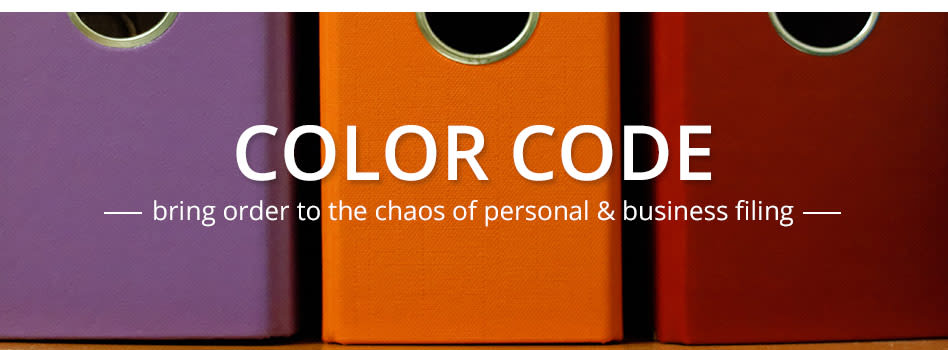3 Simple Steps to Color Coding Your Home (From Top to Bottom)