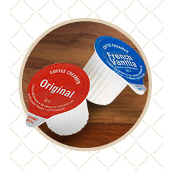 Executive Suite Coffee Creamers
