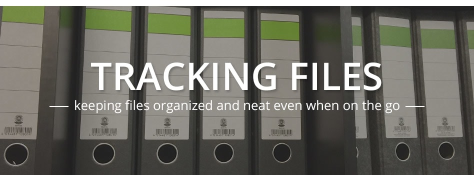 4 Storage Solutions for Tracking Files on the Fly