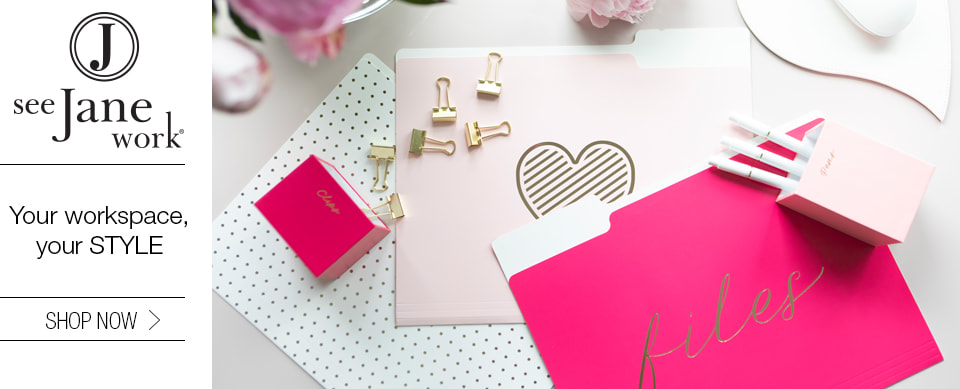See Jane Work: Your Workspace, Your Style