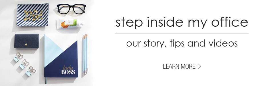 See Jane Work: Step Inside My Office - Our Story, Tips & Videos