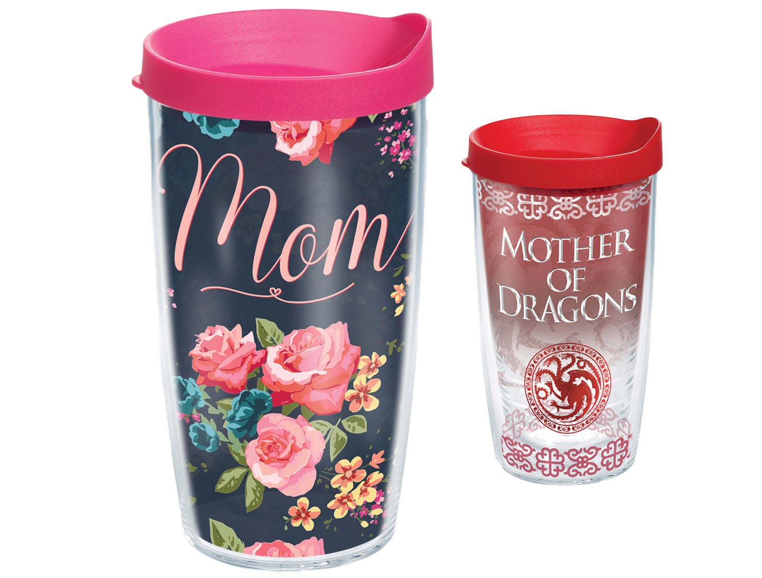 Mom themed tervis tumblers