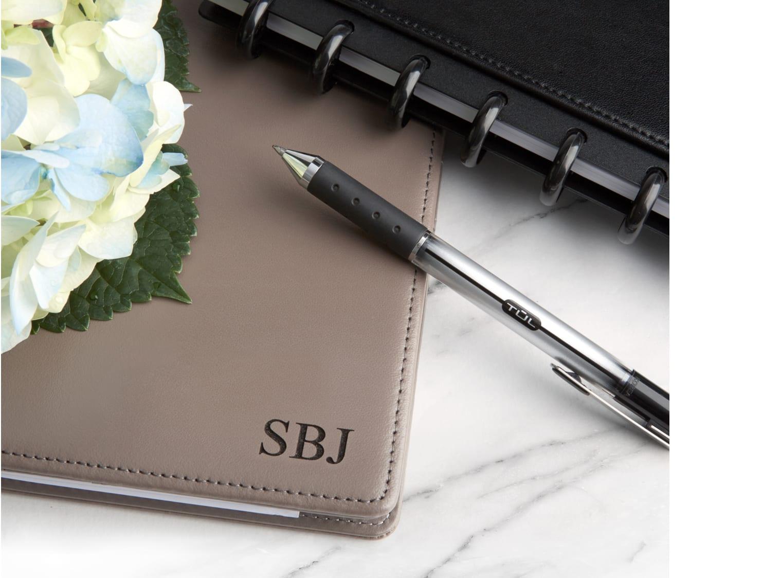 TUL Personalized Custom Discbound Notebook