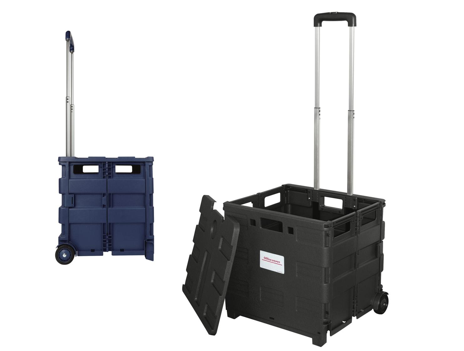 Office Depot® Brand Mobile Folding Cart
