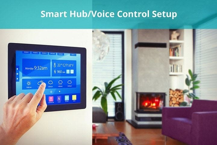 smart hub setup