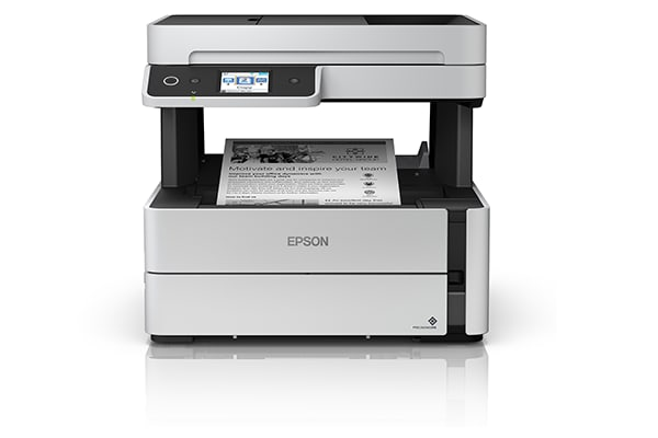 Epson® EcoTank ET-M3170 Wireless Monochrome All-In-One Supertank Printer