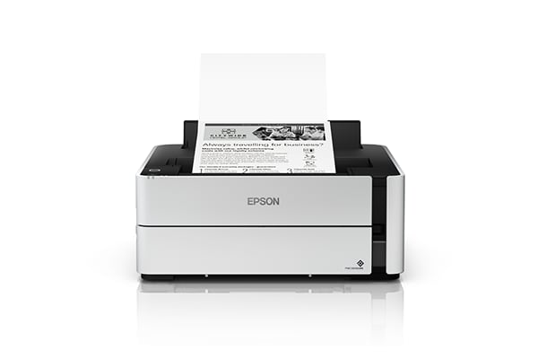 Epson® EcoTank® ET-M1170 Wireless Monochrome Supertank Printer
