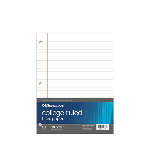 Loose Leaf Paper