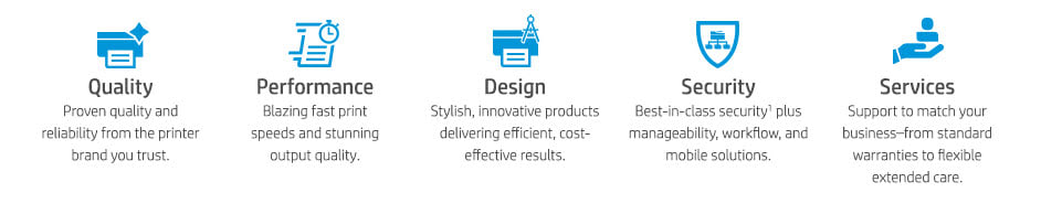HP Business Printing Solutions