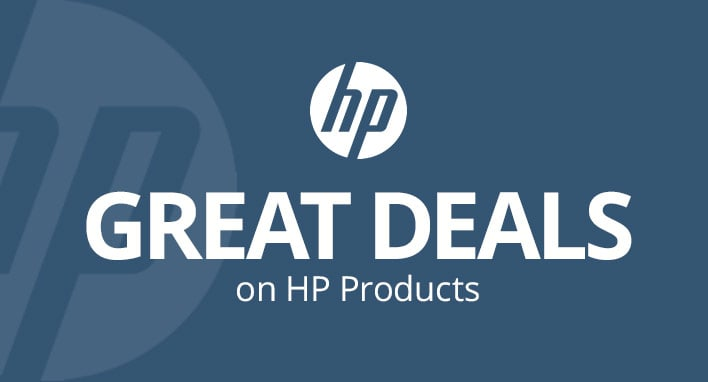 Great Deals on HP Products