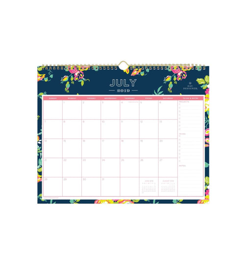 planners and calendars