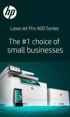 hp laserjet pro 400 series printers