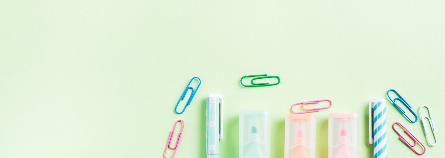 Paperclips and Pens