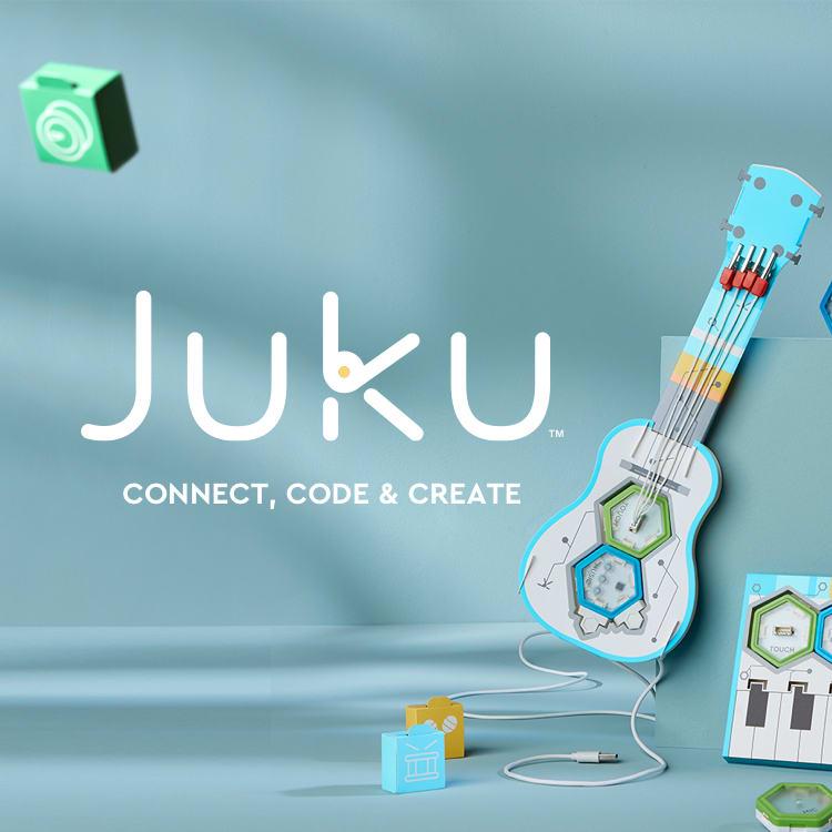 Juku Connect, Code and Create