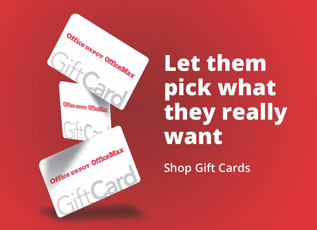 Let them pick what they really want - Shop Gift Cards