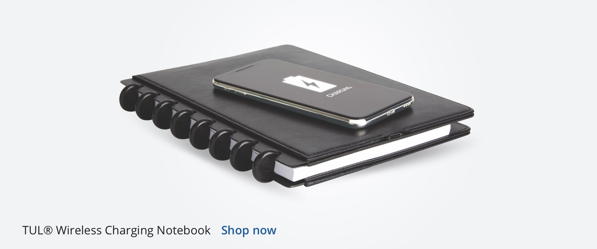TUL Wireless Charging Notebook