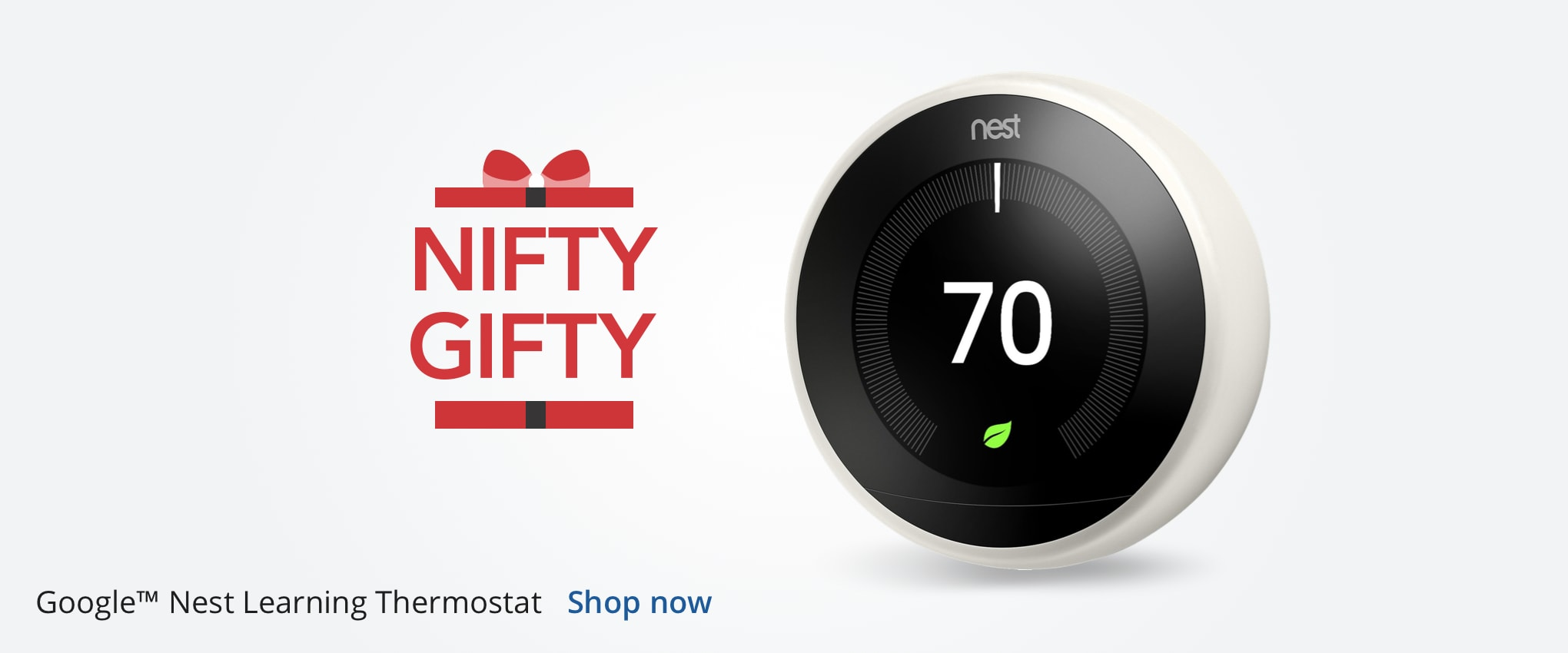 Google™ Nest Learning Thermostat (3rd Generation)