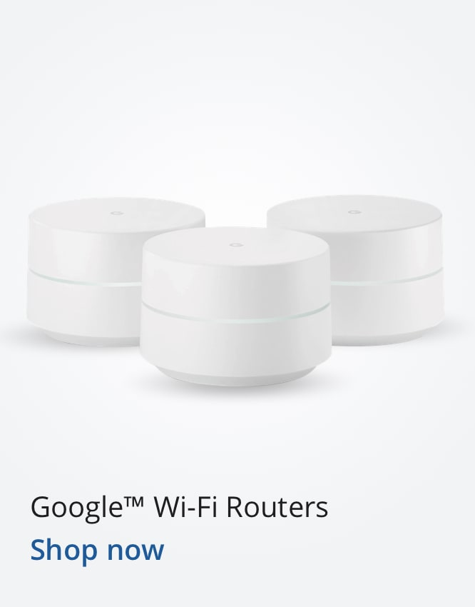 Google WiFi Routers