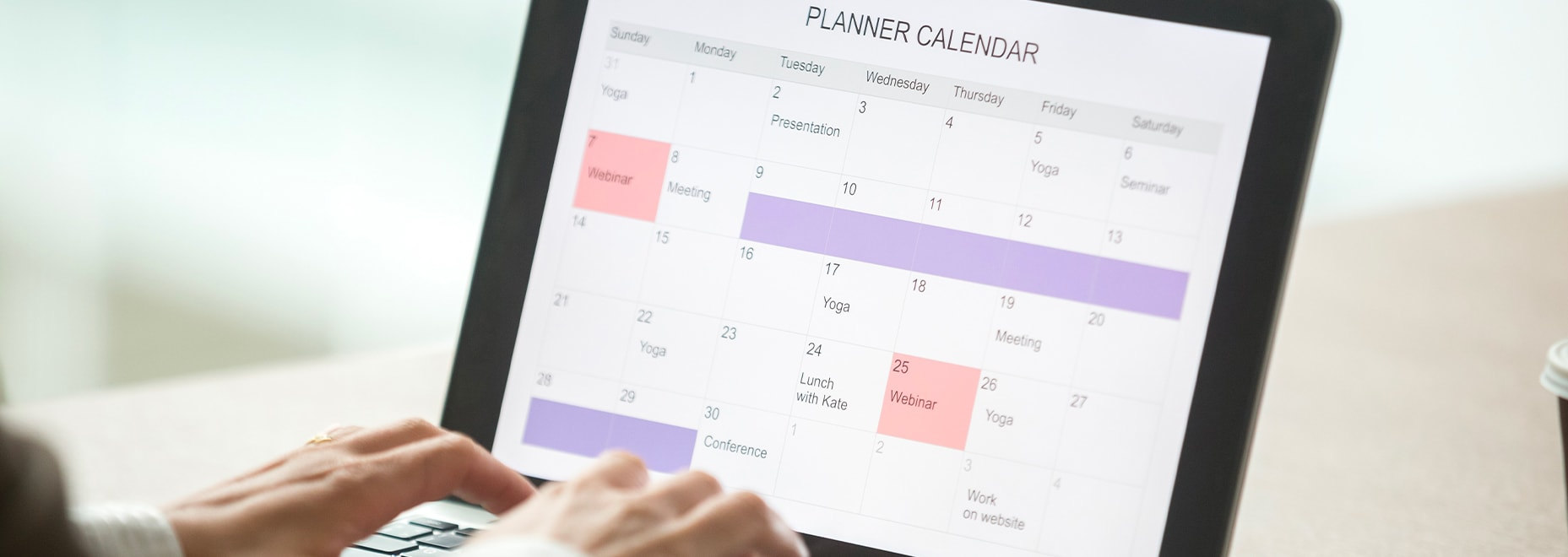 What Your Monthly Planner Says About You- Image 1