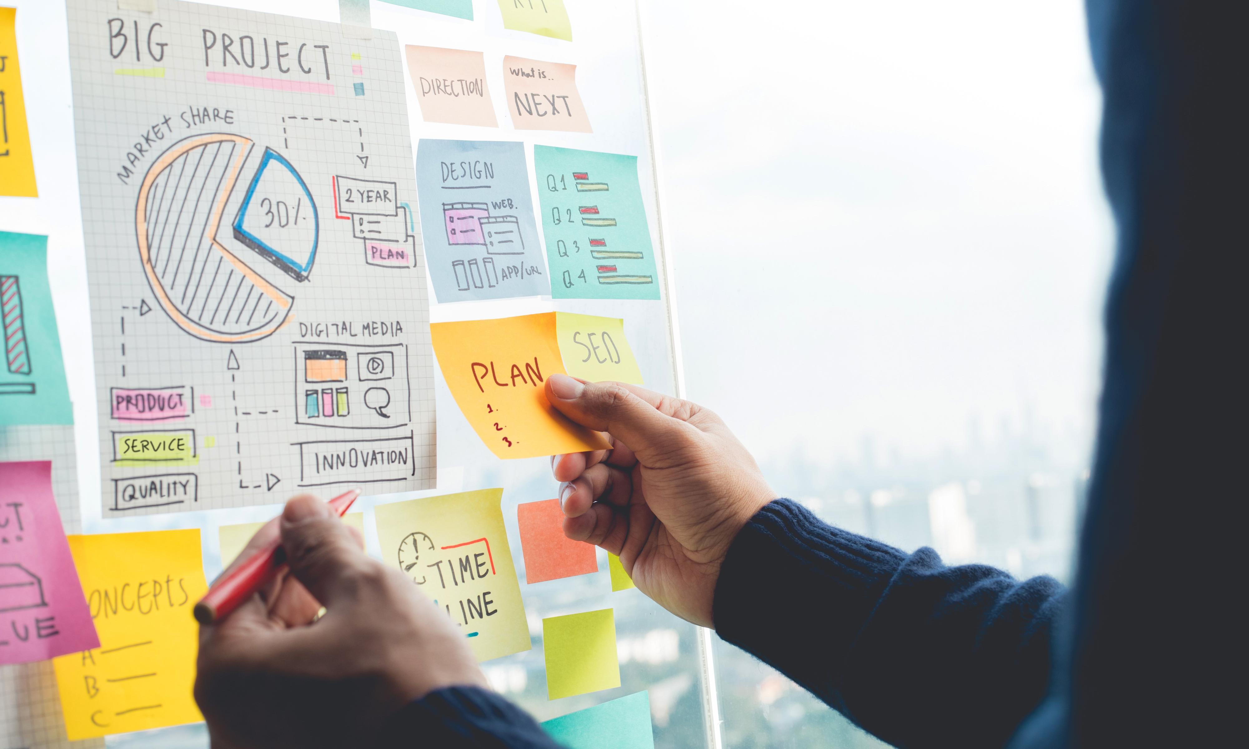 8 organizational tips