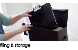 See Jane Work Filing & Storage