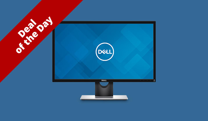 "Only $79.99 Dell 24"" Free-Sync TN Gaming Monitor"