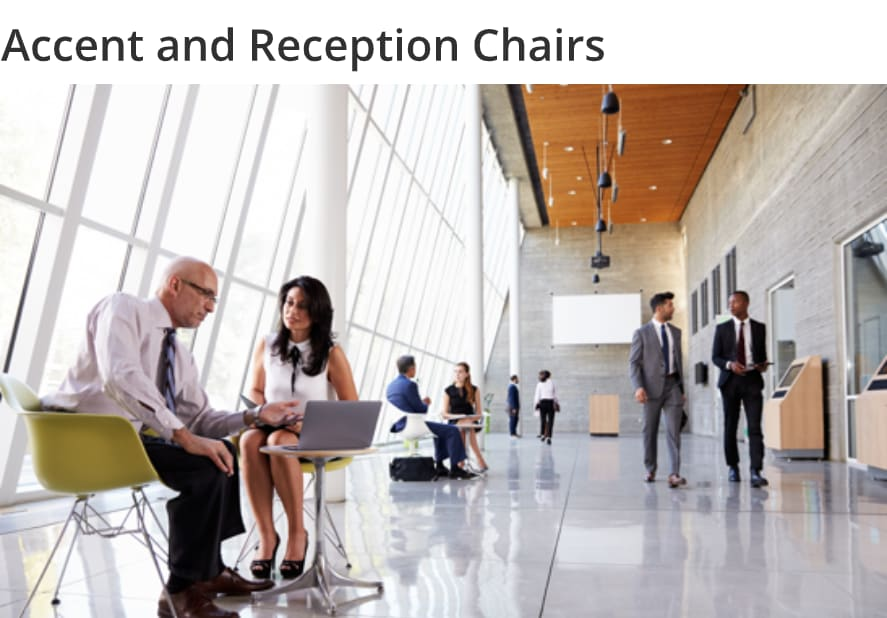 Accent and Reception Chairs