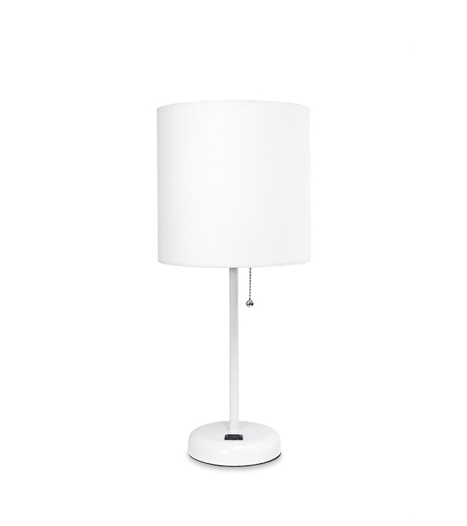 White Lamps