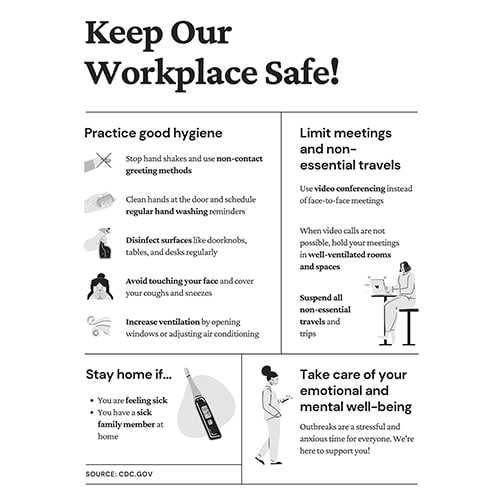 Keep Workplace Safe